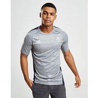 CANTERBURY | Canterbury Ireland RFU VapoDri Short Sleeve T-Shirt - Grey - Mens | Goxip