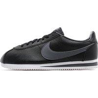 Nike Cortez Leather - black - Mens