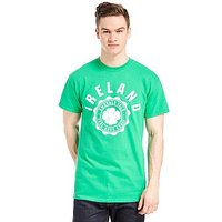 Official Team Ireland T-Shirt - Green - Mens