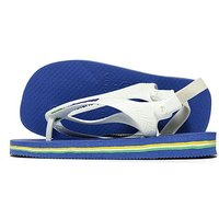 Havaianas Brazil Flip Flop Infant - Blue/White - Kids