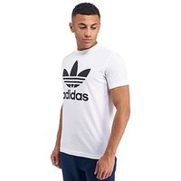 adidas Originals Trefoil T-Shirt - White - Mens