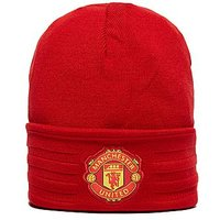 adidas Manchester United 3-Stripes Wooly Hat - Red - Mens