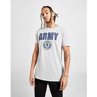 Official Team Scotland Army T-shirt - Grey Marl - Mens