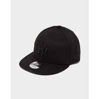 New Era MLB New York Yankees 9FIFTY Snapback Cap - Black/Black - Mens