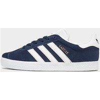 adidas Originals Gazelle II Junior - Navy/White - Kids