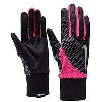 Nike Gloves - Pink/Black - Womens