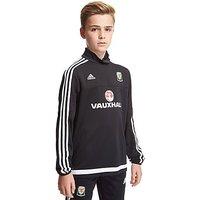 adidas Wales Training Top Junior - black - Kids