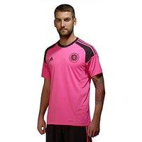 adidas Scotland 2016 Away Shirt - Pink - Mens