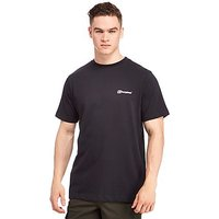 Berghaus Back Logo T-Shirt - Black - Mens