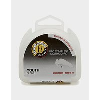 Shock Doctor Pro Strapless Mouthguard - Clear - Kids