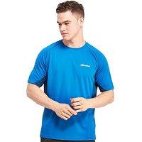 Berghaus Tech T-Shirt - Blue - Mens