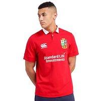 Canterbury British & Irish Lions 2017 Classic Shirt - Red - Mens