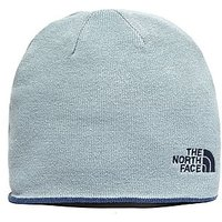 The North Face Reversible Knitted Beanie - Blue - Mens