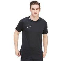 Nike Academy 17 T-Shirt - Black/White - Mens