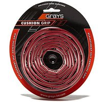 Grays Cushion Grip - Red/Red - Mens