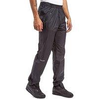 Marmot PreCip Full Zip Pant - Black - Mens