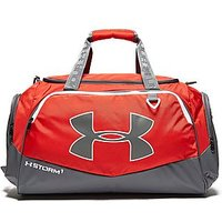 Under Armour Storm Undeniable Duffle Bag - Red - Womens
