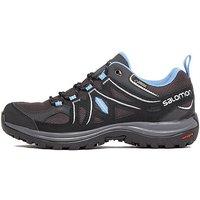 Salomon Ellipse 2 Hiking Shoe Womens - Grey Marl/Grey Marl - Womens