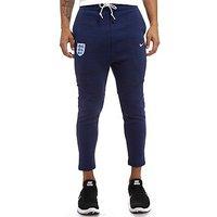 Nike England Authentic Tech Fleece Cropped Pants - Dark Blue - Mens