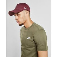 New Era MLB New York Yankees 9FORTY Essentials Cap - Burgundy/White - Mens