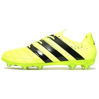 adidas Ace 16.2 Firm Ground Boots - Yellow/Black - Mens