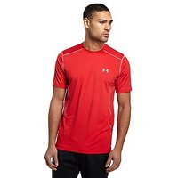 Under Armour Raid T-Shirt - Red - Mens