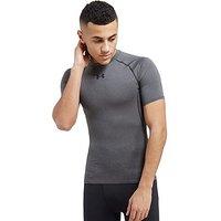 Under Armour HeatGear Compression T-Shirt - grey - Mens