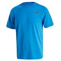 The North Face Reaxion T-Shirt Junior - blue - Kids