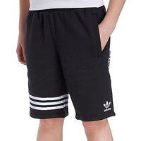 adidas Originals Urban Trefoil Shorts Junior - Black/White - Kids
