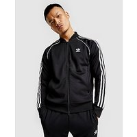 adidas Originals Superstar Track Top - Black/White - Mens