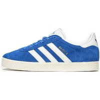 adidas Originals Gazelle II Children - Blue/White - Kids