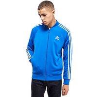 adidas Originals Superstar Track Top - Blue - Mens