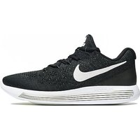 Nike LunarEpic Flyknit 2 - Black/White - Mens