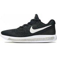 Nike LunarEpic Flyknit 2 - black/white - Mens