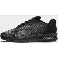 Nike Air Max Sequent 2 - Black/Metallic - Mens