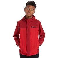 Berghaus Carrock Jacket Junior - Red - Kids