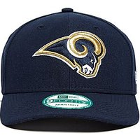 New Era 9FORTY NFL Los Angeles Rams Cap - Navy Blue - Mens