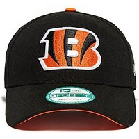 New Era 9FORTY NFL Cincinnati Bengals Cap - Black - Mens