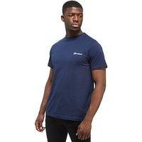 Berghaus Back Logo T-Shirt - Dusk Blue - Mens