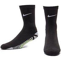 Nike Grip Strike Crew Socks - Black - Mens