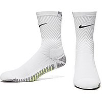 Nike Grip Strike Crew Socks - White - Mens