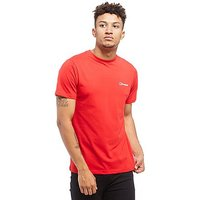 Berghaus Live For Adventure T-Shirt - Red/Blue/White - Mens