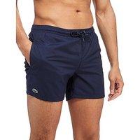 Lacoste Swim Shorts - Navy - Mens