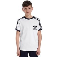 adidas Originals California T-Shirt Junior - White/Ink - Kids