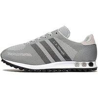 adidas Originals LA Trainer Weave - Grey/White - Mens