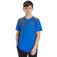Under Armour Select T-Shirt Junior - Blue/Graphite - Kids