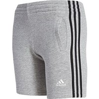 adidas Linear Shorts Children - Grey/Black - Kids
