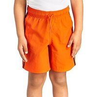 adidas Linear Swim Shorts Children - Energy Orange/Black - Kids