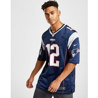 Nike New England Patriots Jersey - Blue - Mens