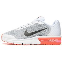 Nike Air Max Sequent 2 Junior - White/Red - Kids